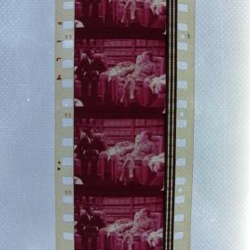 1970年代彩色新闻记录片•毛主席会见非洲领导人•电影拷贝!