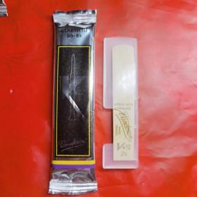 【法国进口vandoren】单簧管哨片  (规格2   1/2四包;规格2一包)共五包合售