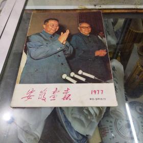 《安徽画报》1977第2一3期合刋