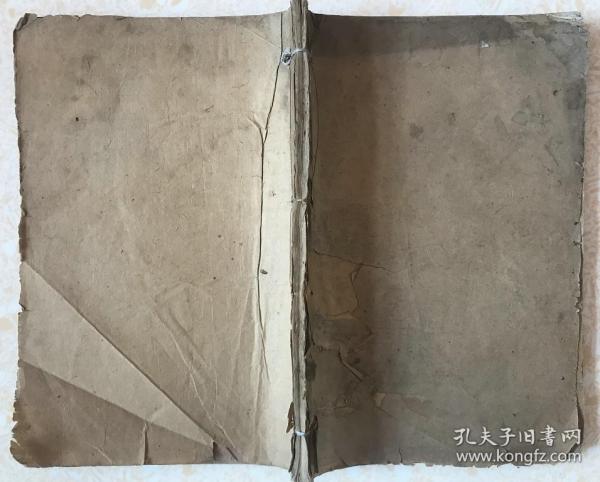 民国线装、白纸石印、【随息居饮食谱】、一厚册全