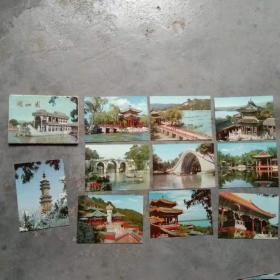 明信片 頣和园[10张]