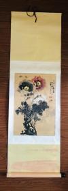 姜乃夫国画  【58厘米x39厘米】