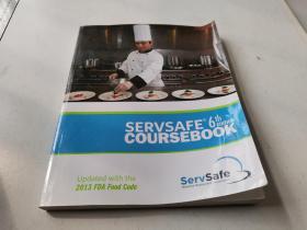 Servsafe Coursebook Revised (6th Edition)
