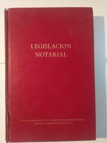 Legislacion Notatial