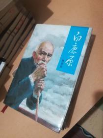 白鹿原(一版一印,布面精装,1993年6月北京第1版/1994年5月北京第1次印刷)