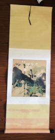 姜乃夫国画  【39厘米x36厘米】