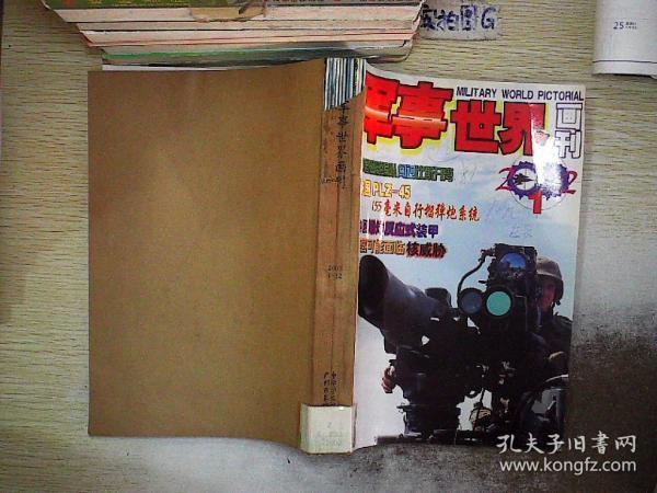 军事世界画刊2002年1-12期合订本