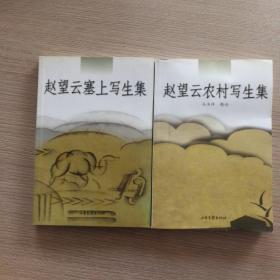 赵望云农村写生集