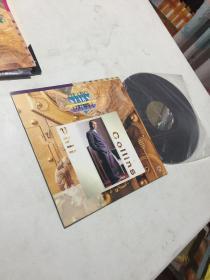 世界巨星合集:PHILCOLLINS菲尔柯林斯金曲--黑胶唱片