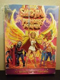 美1区 非凡的公主希瑞 电影版 宝剑的秘密+TV版精选集  盒装 DVD 远超千鹤