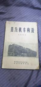 《蒸汽机车构造》