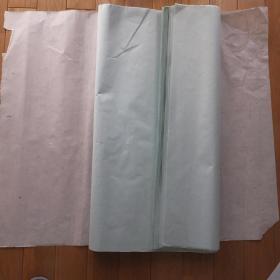 中国安徽泾县老宣纸·四尺70*137cm彩宣洒金60张 书画 N1073