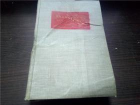 Charles Dickens HIS TRAGEDY AND TRIUMPH  VOLUME TWO1952年 大32开硬精装 原版外文 图片实拍