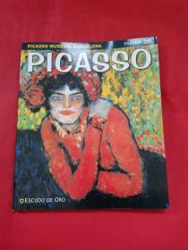 PICASSO MUSEUM BARCELONA 毕加索 英文版
