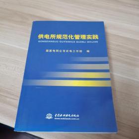 供电所规范化管理实践(内页干净)