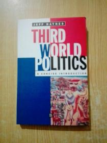 Third World Politics: A Concise Introduction