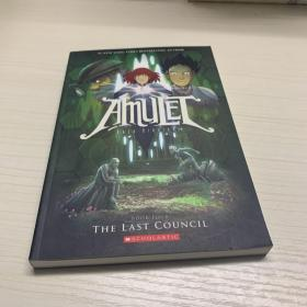 The last council ;amulet 4