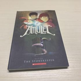 The Stonekeeper:Amulet #1