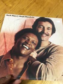 原版外文黑胶唱片Herb Alpert。 Hugh Masekela运费一律请选快递