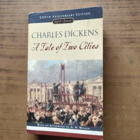 A Tale of Two Cities:150th Anniversary (Signet Classics)