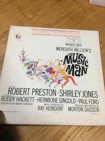 原版外文黑胶唱片  WARNER BROS MEREDITH WILLSON'S   运费一律请选快递