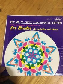 原版外文黑胶唱片 KALEIDOSCOPE   运费一律请选快递