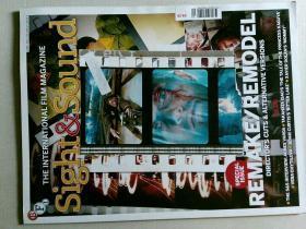 Sight & Sound 视觉听觉画面音响电影原版外文期刊杂志2015/04