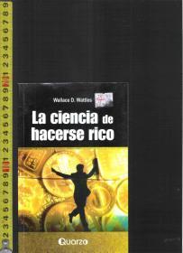 【优惠特价】原版西班牙语书 La ciencia de hacerse rico / Wallace D. Wattles【店里有一些西班牙语原版小说欢迎选购】