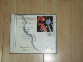 CD 流浪者之歌 小提琴