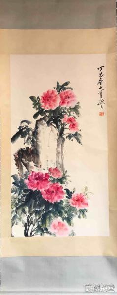 毕颖之         纯手绘          国画         (卖家包邮)工艺品