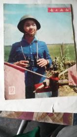 越南画报 1973年173期(8开画报,中文版,不缺页)