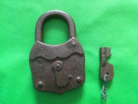 大号老铁锁