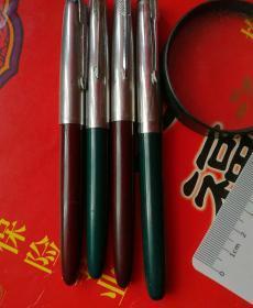 英雄616钢笔4支〈统走),单走15元一支。