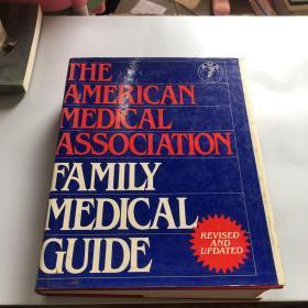 THEAMERICAN MEDICALASSOCIATIONFAMMIILYMEDICALGUUUDERevised and Updated