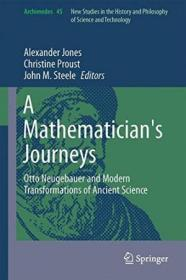 A Mathematician's Journeys