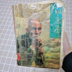 白鹿原 陈忠实 (无删版,人民文学1993年一版一印,保真)