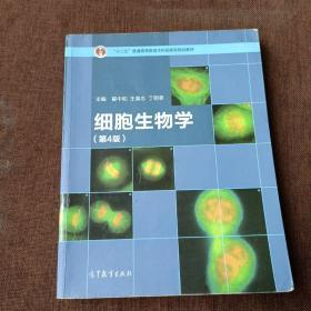 细胞生物学(第4版)(正版二手,少量字迹及划线,不影响使用和阅读,无破损无缺页,介意者勿拍,二手书卖出不退不换)