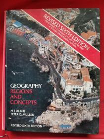 GEOGRAPHY  REGIONS AND CONCEPTS