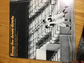 原版外文黑胶唱片 MUSIC FROM THE SOUNDTRACK OF THE PARAMOUNT PICTURE BANG THE DRUM SLOWLY  运费一律请选快递,以图为准