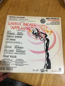 原版外文黑胶唱片 ORIGINAL CAST ALBUM BEST MUSICAL    运费一律请选快递,以图为准