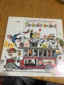 原版外文黑胶唱片  THE DOUBLE DECKERS  运费一律请选快递,以图为准