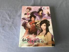 游戏光盘 仙剑奇侠传 5