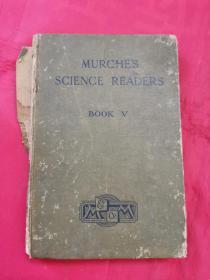 MURCHES SCIENCE READERS BOOK V (默奇科学读者,1906年)