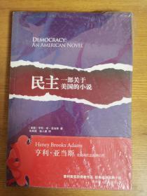 民主:一部关于美国的小说