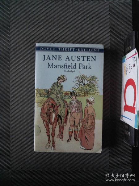 Mansfield Park[曼斯菲尔德庄园]