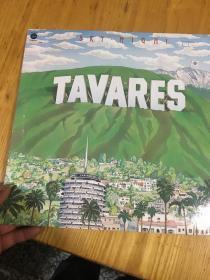 原版外文黑胶唱片  TAVARES SKY-HIGH  运费一律请选快递,以图为准