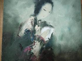 杨凯歌油画2