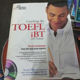 Cracking the TOEFL IBT with Audio CD, 2007 Edition (College Test Prep) (平装)