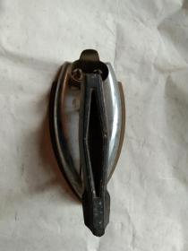 早期铜电熨斗