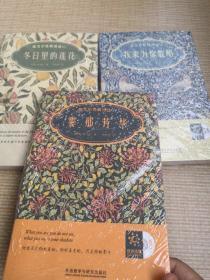 霎那芳华:泰戈尔经典诗选3册合售(双语彩绘典藏版)